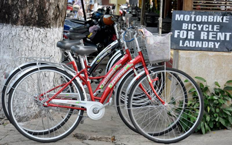 city bike rent