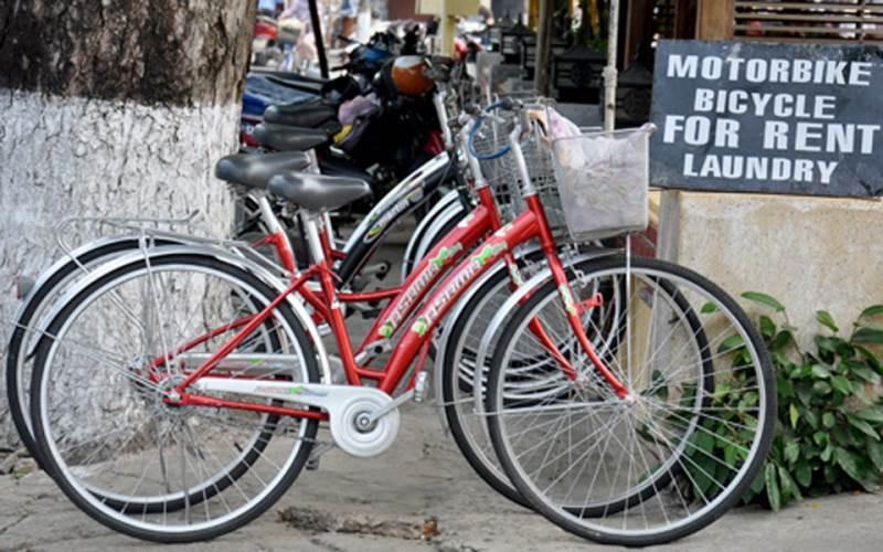 city bike rent
