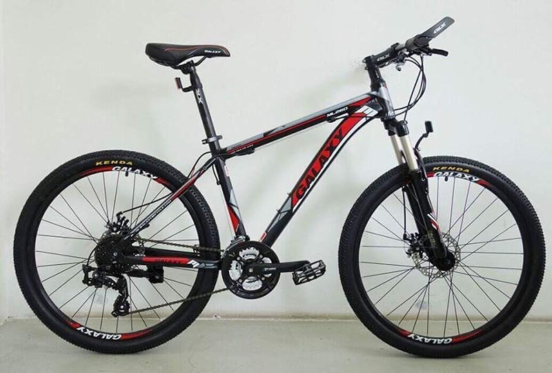 galaxy mountain bike rent